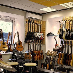 Музыкальные магазины Горбатова